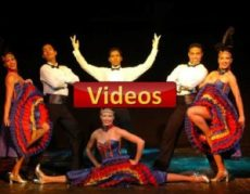 videos Variedades Shows Business Bailarina Instructora Coreografa Maritza Rosales Fundadora Directora de Oshun Wings Dance Art and Entertainment