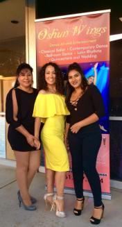 Aniversario Oshun Wings Certificado de Boombafro master class Directora fundadora Maritza Rosales 04