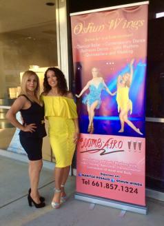 Aniversario Oshun Wings Certificado de Boombafro master class Directora fundadora Maritza Rosales 06