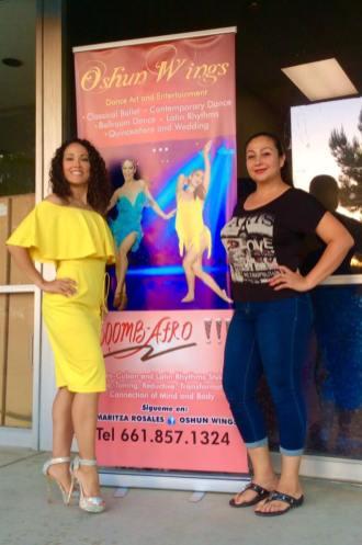 Aniversario Oshun Wings Certificado de Boombafro master class Directora fundadora Maritza Rosales 10