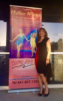 Anniversary Oshun Wings Certificate de Boombafro master class Director founder Maritza Rosales 12