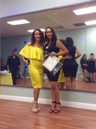 Anniversary Oshun Wings Certificate de Boombafro master class Director founder Maritza Rosales 20