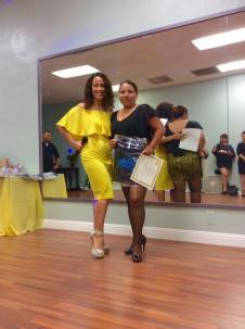 Anniversary Oshun Wings Certificate de Boombafro master class Director founder Maritza Rosales 24