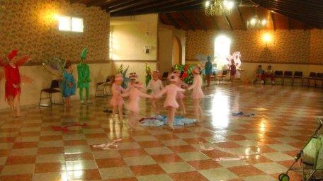 Ballet Clasico clase muestra coreografa Maritza Rosales 15