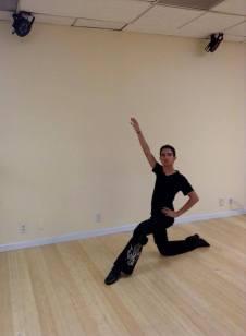 Ballet Clasico clases privadas para jovenes danzas de caracter professional dancer choreographer Maritza Rosales 23