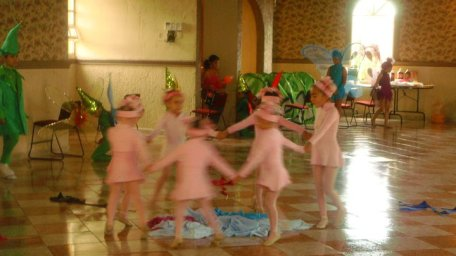 Ballet Clasico iniciacion de la danza choreographer Maritza Rosales 16