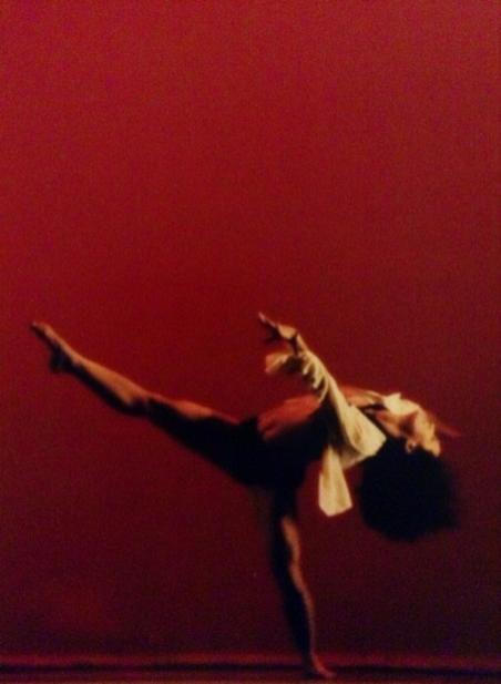 Contemporary professional choreographer dancer Maritza Rosales Oshun Wings Dance Art Entertainment 12