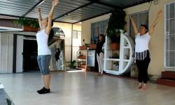 Maritza Rosales Tecnica de la Danza Cubana Oshun Wings Dance Art and Entertainment