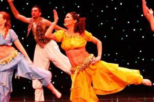 Shows para eventos fiestas aniversarios espectaculos festivales congresos bailarina y coreografa profesional Maritza Rosales Oshun Wings 03