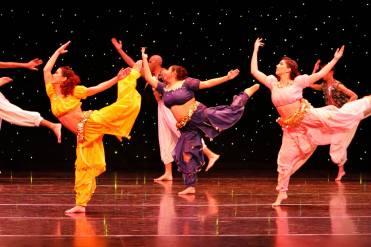 Shows para eventos fiestas aniversarios espectaculos festivales congresos bailarina y coreografa profesional Maritza Rosales Oshun Wings 06