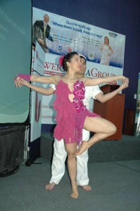 Shows para eventos fiestas aniversarios espectaculos festivales congresos bailarina y coreografa profesional Maritza Rosales Oshun Wings 08