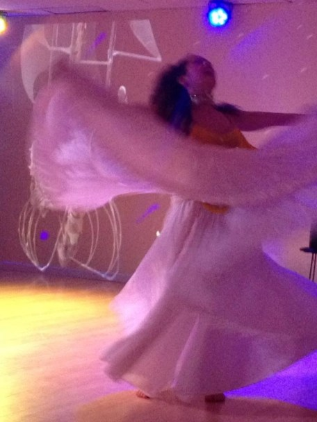 Shows para eventos fiestas aniversarios espectaculos festivales congresos bailarina y coreografa profesional Maritza Rosales Oshun Wings 24