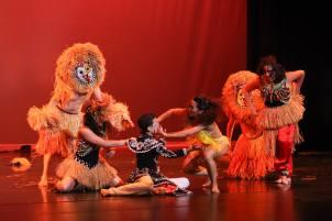 Shows para eventos fiestas aniversarios espectaculos festivales congresos bailarina y coreografa profesional Maritza Rosales Oshun Wings 43
