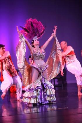 Shows para eventos fiestas aniversarios espectaculos festivales congresos bailarina y coreografa profesional Maritza Rosales Oshun Wings 45