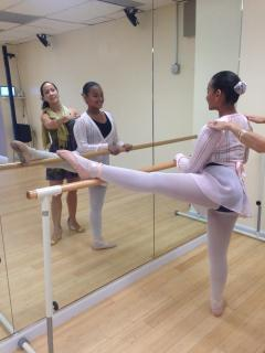 ballet Clasico private class choreographer professional Maritza Rosales 03
