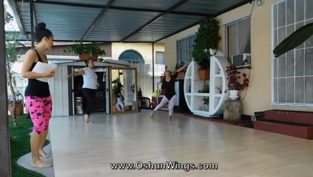 clases de coreografia professional choreographer dancer Maritza Rosales Jessy Ariaz 04