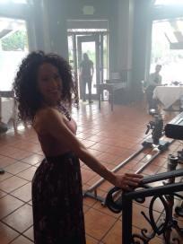 salsa dancer maritza rosales comercial shoot director roman wyden producer alex solomons wyden creable films mirj gschwind 30