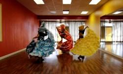 Show Afro-Cubano by Maritza Rosales Choreographer Oshun Wings