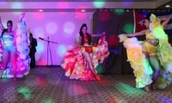 maritza rosales coreografa profesional de oshun wings en north holywood ca