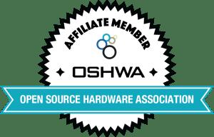 OSHWA Member Badge-Affiliate Member