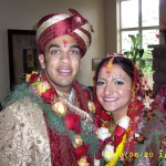 Congratulations to Shelan & Tripti Shah