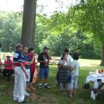 Father's Day picnic at Merrill Park (NY Metro area)