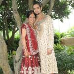 Congratulations to Reena and Pratik