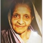 Motiben Popatlal Hansraj Shah (19 May 1924 – 5 Feb 2015)