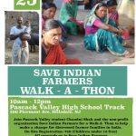 Walk-A-Thon/ Save Indian Farmers