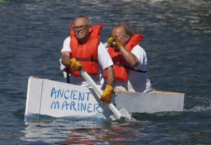 Ancient Mariners, Michael Giles and David Grimshaw
