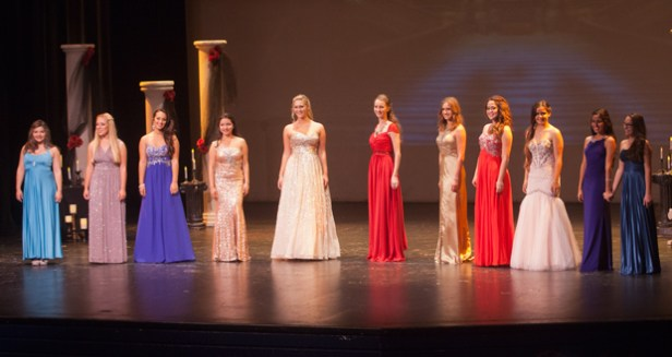 Miss Teen Oceanside Contestants