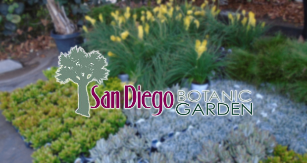 San Diego Botanic Garden Fall Plant Sale, October 21 23