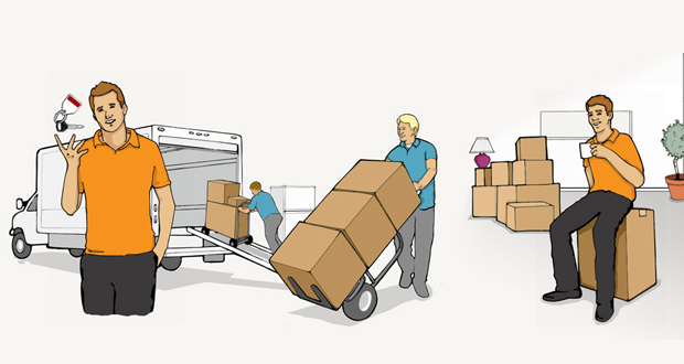 Writer for hire movers