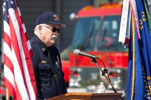 OFD Chief, Richard Robinson