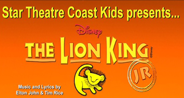 The Star Theatre Coast Kids Present: Lion King Jr.