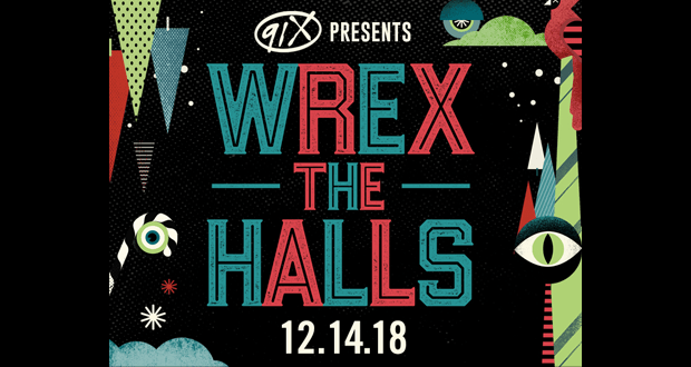 91X Wrex The Halls With Death Cab For Cutie Third Eye Blind Billie Eilish And More