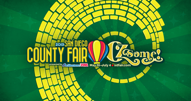 Oz-Some Concerts Abound at the 2019 San Diego County Fair - OsideNews