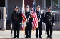 OFD/OPD Combined Honor Guard