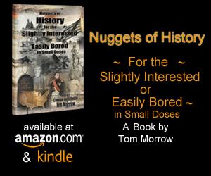 ad for nuggets of history