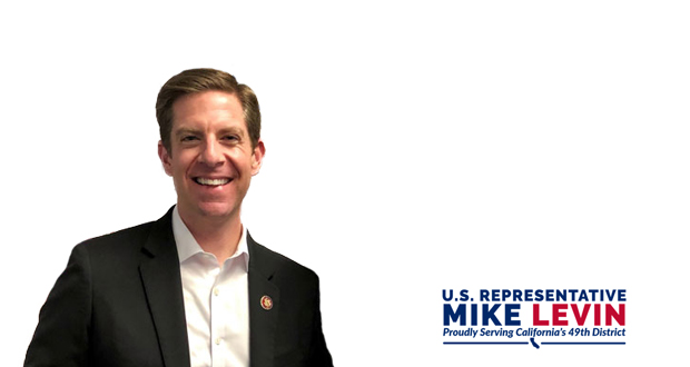 "Rep. Mike Levin's District to Collect ""Valentines For Veterans"""