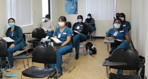 nursing-students in classroom
