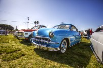 1951 Ford Victoria, owned by Steve Cogdill