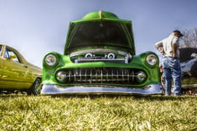1952 Chevrolet Coupe owned by Bob Zwierz.