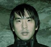 Os dj's Kazu Kimura e Darkrow no I Festival Techno de Ribas de Sil