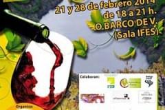 Cata de viños galegos e escumosos en Valdeorras