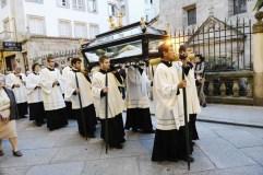 De procesións pola Semana Santa ourensá
