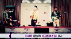 Ribeiro con sabor a música, en Madrid