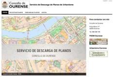 Os planos de Ourense, a golpe de rato