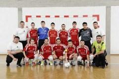 P. Tres Cuñados remata a tempada de fútbol sala