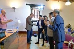 Moisés Blanco, elixido presidente do PP do Barco